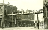 The Garibaldi Bridge, Bath Spa Station c.1930
