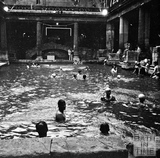 The Roman Rendezvous at the Roman Great Bath c.1960s