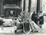 Mrs. Davies, flower seller c.1960s