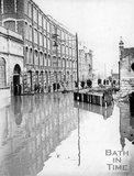 Stothert & Pitt flooding at Newark Works, March 13 1947