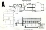 Section of proposed spa redevelopment Sept 1988