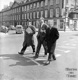 Professor Colin Buchanan and colleagues 20 May 1964
