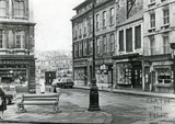 Kingsmead Square and Kingsmead Street, March 1963