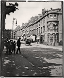 Gay Street from the corner of Queen Square c.1900
