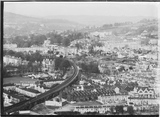 Bathwick from Beechen Cliff c.1920