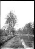 View of the Kennet and Avon Canal between Dundas and Limpley Stoke c.1934