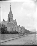 Shakespeare Avenue and Methodist church c.1908