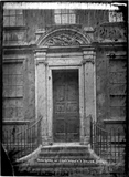 Doorway of General Wolfe's House, Trim Street c.1912
