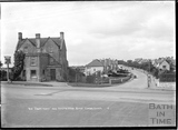 The Cross Keys and Southstoke Road, Combe Down No.6 c.1930s