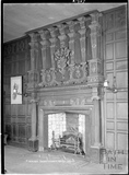 Fireplace, Abbey Church House, 8 March 1927