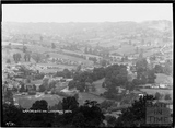 View of Lambridge and Larkhall, 30 June 1935