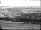 The wooded hills and vales around Combe Hay, Bath c.1930s