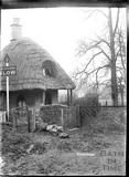 The Thatched Cottage, Freshford, c.1920s