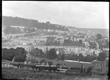 Eastbourne, Grosvenor and Larkhall, from the Warminster Road, c.1907