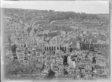 View of Bath from Beechen Cliff, 5 April 1950