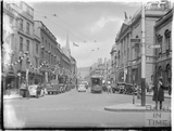 High Street with tram, May 1937