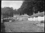 Farm buildings in Charlcombe c.1920s