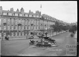 The Pulteney Hotel, Great Pulteney Street, Sept 1935
