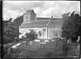 St Mary's Church, Upper Swainswick c.1935