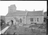 St Mary's Church, Upper Swainswick April 1935