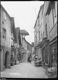 The Shambles, Bradford on Avon 28 Oct 1936