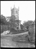 The church of St Philip and St James, Norton St Philip c.1932