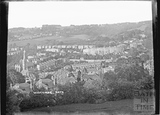 View of Widcombe from Beechen Cliff c.1920s