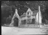 Entrance to The Cloisters, Perrymead c.1920s