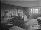 Cold Ashton Manor interior, 1935