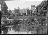 Rode Manor viewed across the pond May 1935
