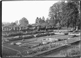 The gardens, Wingfield House 1932
