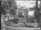 Cheney Court, view from gardens No.26 c.1920s