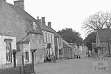 High Street, Colerne c.1935 - detail