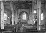 Inside the Church of the Holy Trinity, Paulton 24 March 1938