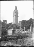 Beckford's Tomb and Tower, Lansdown Sept 1936