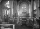 Marshfield Church chancel 21 Nov 1936
