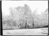 Sydney Gardens from Sydney Place 25 April 1908