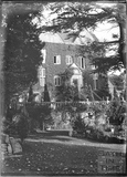 Cheney Court from garden c.1920s