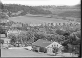 View of the Recreation Ground, Pavilion, Darlington Place and Sydney Buildings c.1920s