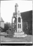 Market Cross, Iron Acton c.1920s