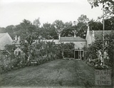 Rear garden of Airedale Cottage, 144 North Road, Combe Down, c.1930s