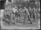 Bare knuckle fighting, 12th Hants Bath No.37 c. April 1915