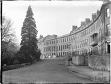Somerset Place c.1950