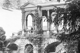 The Palladian Bridge, Prior Park c.1890 - detail