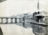 The Old Bridge, looking west 1894