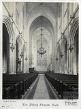 Interior, Bath Abbey, Bath c.1870