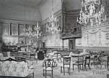 The Ball Room, Assembly Rooms c.1890