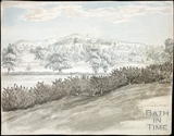 View of Bathford No. 9 Sept 1864