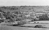 View of Freshford from Winsley Hill c.1920s