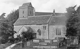 St Mary the Virgin church, Upper Swainswick c.1910